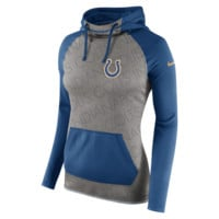Nike Championship Drive Pullover (NFL Colts) Women's Training Hoodie