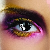 UL13 8 Ball Coloured Contacts