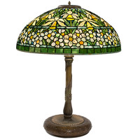 "Tiffany Studios New York ""Jonquil-Daffodil"" Tiffany Lamp"