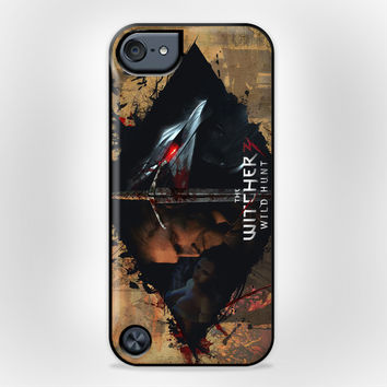 The Witcher Wild Hunt iPod 5 Case