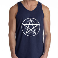 Supernatural Symbol Men Tank top