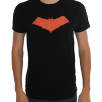 DC Comics Batman Red Hood Logo T-Shirt