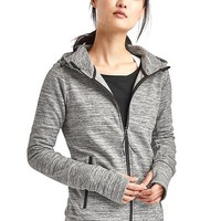 Elements fleece zip hoodie | Gap