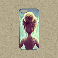 iphone 5c case,iphone 5c cases,iphone 5s case,cool iphone 5c case,iphone 5c over,iphone 5 case-gorgeous tinker bell,in plastic and silicone.
