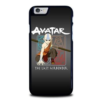 avatar last airbender iphone 6 6s case cover  number 1