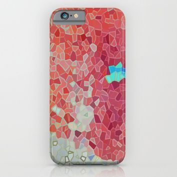 Blue Island iPhone & iPod Case by mirimo