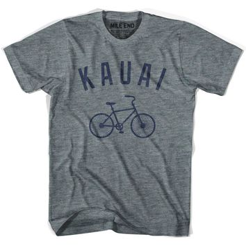Kauai Vintage Bike T-shirt-Adult