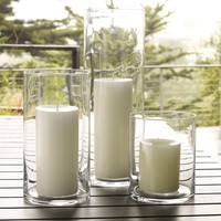 Simple Candleholders + Vases