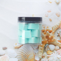 Sugar Scrub Cubes - Seaside Cotton - 8 oz. Jar