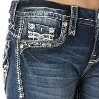 KAILYN B210 BOOT CUT JEAN