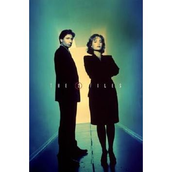 X-Files The Poster 16inx24in