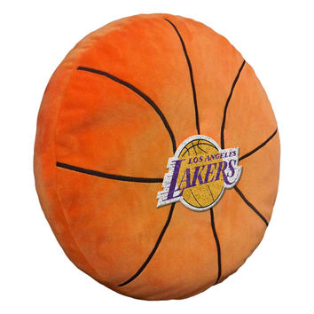 Los Angeles Lakers NBA 3D Sports Pillow