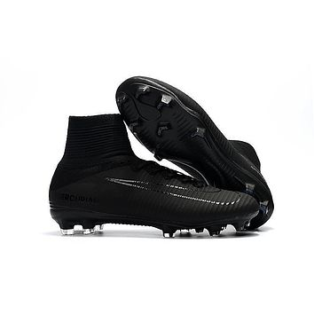 Nike Mercurial Superfly Black V Df Fg Classic 39 45