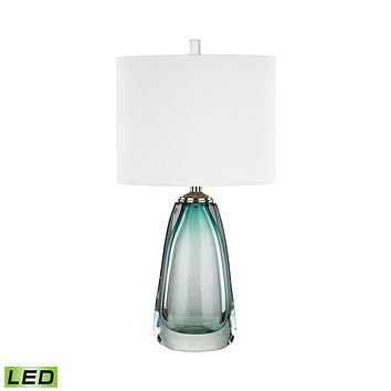 Ms. Aqua LED Table Lamp