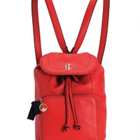 Desert Springs Leather Mini Backpack by Juicy Couture