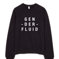 Gender Fluid Sweatshirt