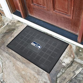 "NFL - Seattle Seahawks Door Mat 19.5""x31.25"""
