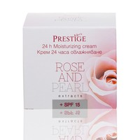 Rose Oil and Pearl Extracts Deep Hydration Face Cream 50 ml 1.7 oz