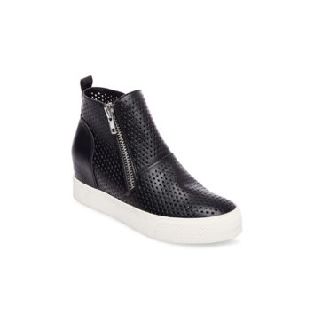 Steve Madden - Wedgie Perforated