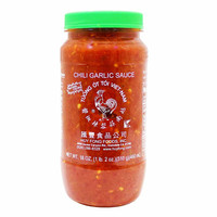 Huy Fong Foods Chili Garlic Sauce 18 oz. (510g)
