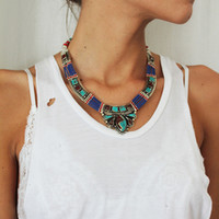 Kalahari Tribal Necklace