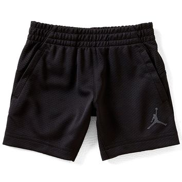 Jordan Little Boys 2T-7 Basic Basketball Shorts | Dillards