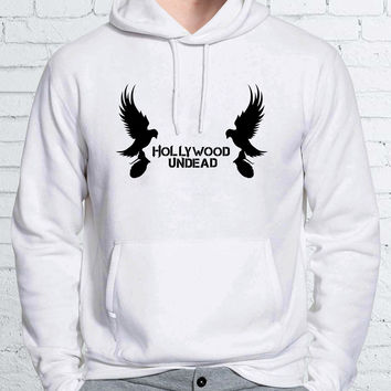 Hollywood Undead Logo Unisex Hoodies - ZZ Hoodie