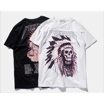 Yeezus Headress Tee