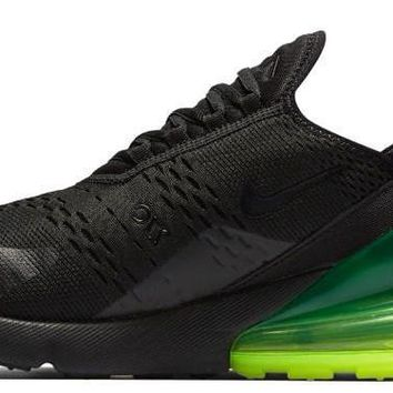 BC DCCK2 Nike Air Max 270 Black / Neon Green