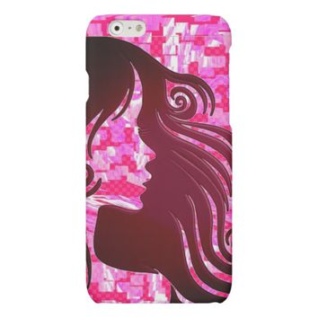 Retro Girly neon phone case. Hippy style. Case For iPhone 4
