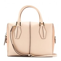 tod's - d-cube small leather tote