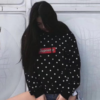 ''Supreme'' Women Hot Hoodie Sweater