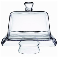 2-Pc Square Cake Plate Set, Cake Stands & Tiered Trays