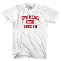 New Mexico Youth Soccer T-shirt