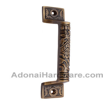 126mm Gergesenes Brass Door Pull
