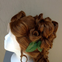 Belle Fantasy v2 Rosette Beauty & the Beast Lace Front Pro Princess Wig Quality Custom Couture Styled