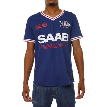 Paid Soccer Jersey Navy Paid In Full Capsule