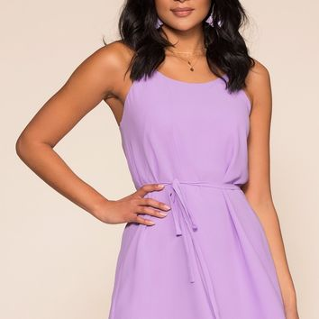 McKenna Dress - Lavender