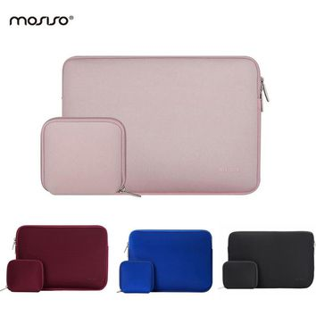 MOSISO 11.6 13.3 Laptop Sleeve Bag Waterproof Notebook Case for Macbook Air 13 11 Pro 13 15 Retina Surface Pro3/4 Computer Bags