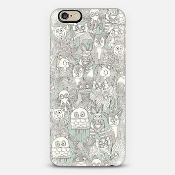 pencil pinatas mint iPhone 6s case by Sharon Turner   Casetify