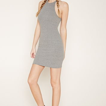 Ribbed Knit Mini Dress | Forever 21 - 2000152187
