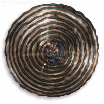 Timeless Contemporary Wall Sculpture by Metal Perspectives
