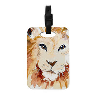 "Padgett Mason ""Leo"" Decorative Luggage Tag"