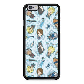 Final Fantasy X Chibi iPhone 6/6s Case