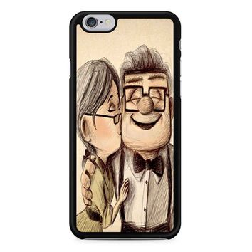 Up Disney Pixar Carl And Ellie iPhone 6/6s Case