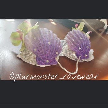 Shop Mermaid Bra on Wanelo