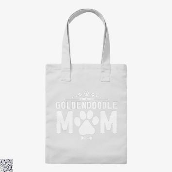 Goldendoodle Mom, Family Love Tote Bag