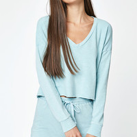 Michelle by Comune Portland Cropped Sweatshirt at PacSun.com
