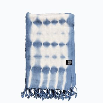 Hand Indigo Dyed Turkish Towel