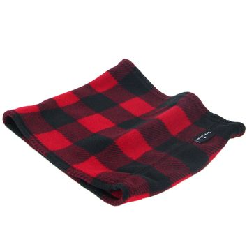 Fleece Neck Warmer - Lumberjack